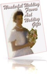 Ebook cover: Wonderful Wedding Favors And Gifts
