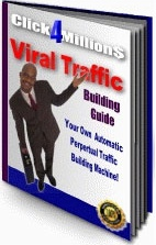 Ebook cover: Viral Traffic Building Guide