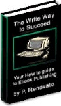 Ebook cover: The Write Way to Success