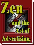Ebook cover: Zen and the Art of Advertising