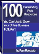 Ebook cover: 100 Outstanding Free Resources