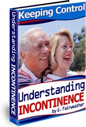 Ebook cover: Understanding Incontinence