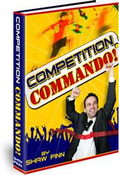 Ebook cover: Competition Commando