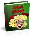 Ebook cover: 182 Hilarious Jokes!