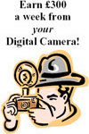Ebook cover: Make 300/Week From Your Digital Camera