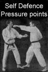 Ebook cover: Self Defence Pressure Points