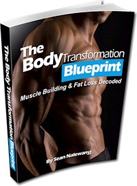 Ebook cover: The Truth About Building Muscle