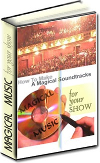 Ebook cover: Magical Music For Your Show