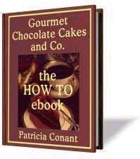Ebook cover: Gourmet Chocolate Cake & Co.