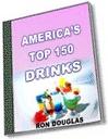 Ebook cover: America's Top 150 Drink Recipes