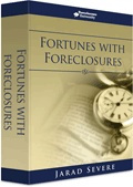 Ebook cover: Fortunes with Foreclosures