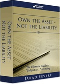 Ebook cover: Own the Asset - Not the Liability