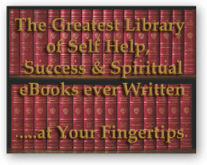 Ebook cover: Library for Personal Success