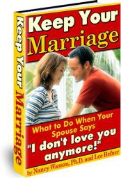 Ebook cover: Keep Your Marriage