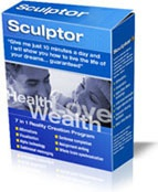 Ebook cover: Sculptor 3 Does All the Work For You