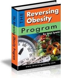 Ebook cover: Reversing Obesity Program