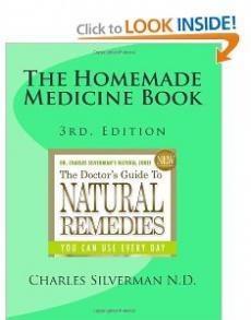 Ebook cover: The Homemade Medicine