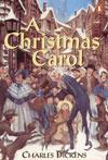 Ebook cover: A CHRISTMAS CAROL