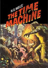 Ebook cover: The Time Machine