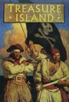Ebook cover: Treasure Island