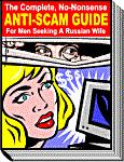 Ebook cover: ANTI-SCAM GUIDE