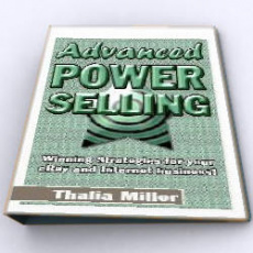 Ebook cover: Advanced Power Selling