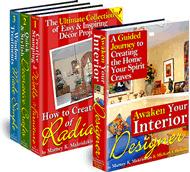 Ebook cover: Awaken Your Interior Designer