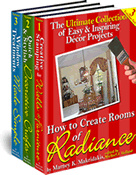 Ebook cover: How to Create Rooms of Radiance
