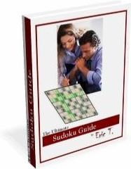 Ebook cover: The Ultimate Sudoku Guide