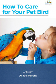 Ebook cover: How To Care For Your Pet Bird
