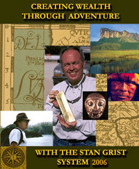 Ebook cover: Free Introduction to Creating Wealth Through Adventure with the Stan Grist System