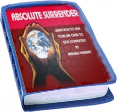 Ebook cover: ABSOLUTE SURRENDER