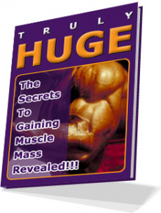 Ebook cover: TRULY HUGE TRAINING