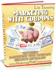 Ebook cover: Marketing With Coupons