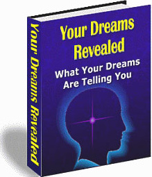 Ebook cover: Your Dreams Revealed