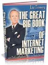 Ebook cover: The Great Big Book of Internet Marketing