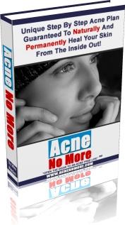 Ebook cover: Acne No More