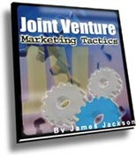 Ebook cover: Joint Venture Secrets Revealed