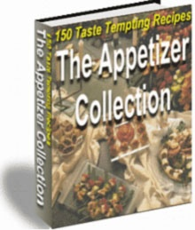 Ebook cover: The Appetizer Collection