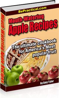 Ebook cover: Apple Recipes