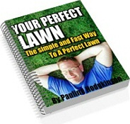 Ebook cover: Your Perfect Lawn