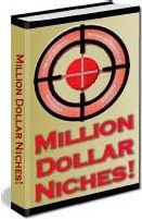 Ebook cover: Million Dollar Niches