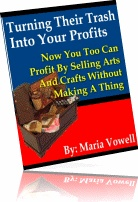 Ebook cover: Turning Their Trash Into Your Profits