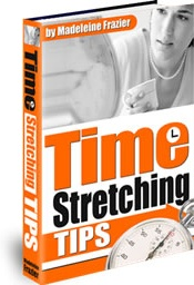 Ebook cover: Time Stretching Tips