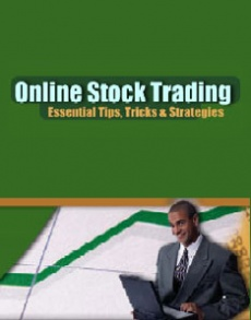 Ebook cover: Online Stock Trading