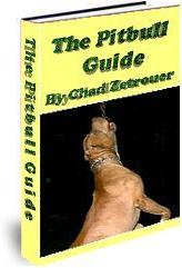 Ebook cover: The Pitbull Guide