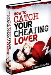 Ebook cover: How To Catch Your Cheating Lover