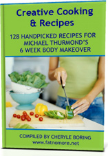 Ebook cover: Creative Cooking & Recipes