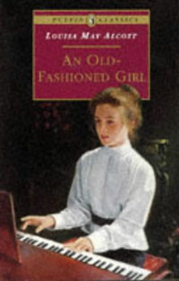 Ebook cover: An Old-fashioned Girl