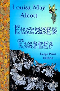 Ebook cover: Flower Fables